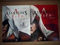 HQs de luxo Assassins creed. Vol 1 E 2