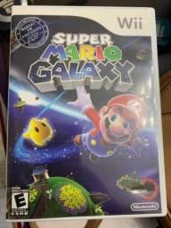 Super Mario Galaxy original wii completo