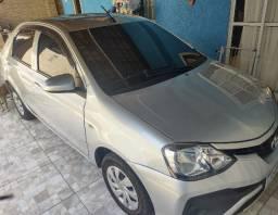 Toyota Etios 1.5 X Sedan 16V Flex-GNV - 2018-2018