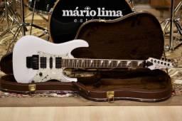 Guitarra Ibanez RG 350 DX White + Bag