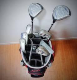 Equipamento de golf