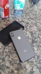 Vendo iPhone X 64gb por 2900