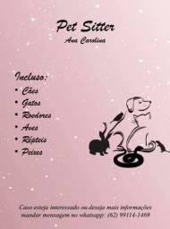 Pet Sitter - Babá de animais