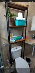Estante para banheiro