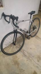 Bicicleta speed quadro de alumínio