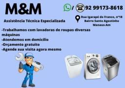 M&M assistência técnica especializada