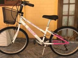 Bicicleta Aro 24 modelo Ceci feminina