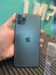 iPhone 11 Pro max 64GB verde - seminovo ( 3 meses de garantia da loja )