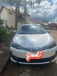 Toyota Corolla 2.0 XEi 2018/2019 Automático