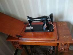 Máquina de Costura Antiga Singer Original + Acessórios originais.