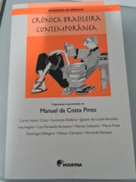 Crônica Brasileira Contemporânea - Manuel da Costa Pinto