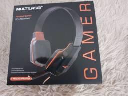 Fone de ouvido P/Game