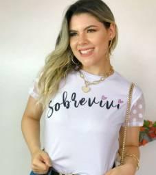 *_* T-shirt moda evangélica *_*