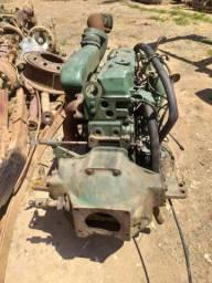 Motor 366 turbinado