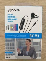 Microfone Boya By-M1