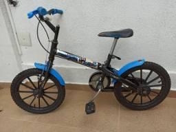 Bicicleta infantil Aro 16 Caloi