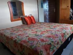 Alugo casa beira mar com mobília em São J. C. Grande