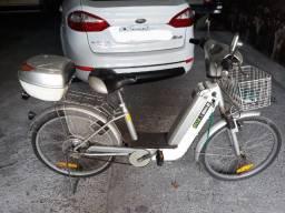 Bicicleta eletrica 1.995,00 otimo estado,troco por carro, dou volta