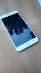 Celular Samsung J7 Prime - 32GB - Dourado