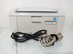 Impressora Samsung ML-2165 Laser Monocromática / 110V  - Seminova
