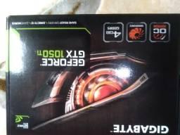 Placa de video GTX 1050 ti 4Gb Gigabyte