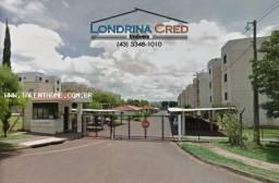 Apartamento para Venda em Londrina, RESIDENCIAL PIONEIROS, 2 dormitórios, 1 vaga