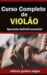 Título do anúncio: Curso de violão completo