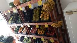 Bancadas de hortfrut
