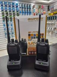 Título do anúncio: Produto novo. Rádio transmissor Baofeng Talkie Rádio Portátil r$240,00 ENTREGO