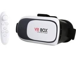 Óculos Realidade Virtual 3d Compatível C/ Todos Smartphones