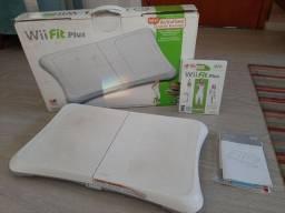 Wii Fit Plus e Prancha (Balance Board)