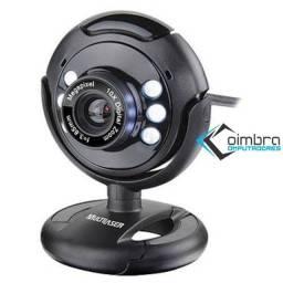 Web Cam 16MP - Com Microfone Usb - Night Vision - Webcam WC045 - - Loja Coimbra