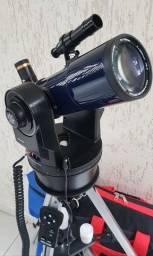 Telescópio Refletor ETX-70, Case e Mochila Tripé