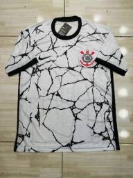 Camisa Corinthians Nike Temp 21/22 Entrego