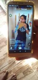 Celular Moto G6 Plus         R$500