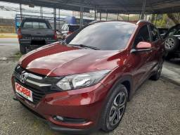 Honda / Hr v EX cvt 1.8 16 V 2017 Vermelha