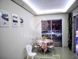 Apartamento à venda com 2 dormitórios em Ortizes, Valinhos cod:AP008875