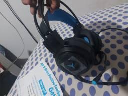 Título do anúncio: Headset fone gamer