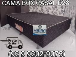 Título do anúncio: cama box casal entrega gratis ****!
