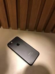 Título do anúncio: iPhone 7 256gb Black
