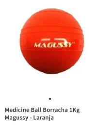 Bola Medicine 1kg Magussy laranja