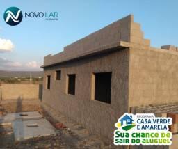 Casa na planta em Arcoverde - Lot. Rocha ou COHaB 2 -  Possibilidade de entrada Zero