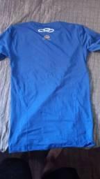 Camisa térmica do cruzeiro