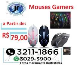 Título do anúncio: Mouse Gamers a Partir de 79,00