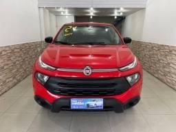 Título do anúncio: Fiat Toro automática 2021/2021 unico dono, gnv 5ª G e apenas 5 mil km