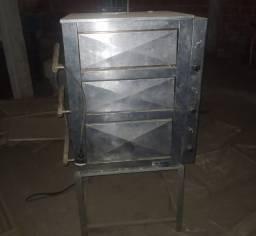forno eletrico industrial metalmaq 380v