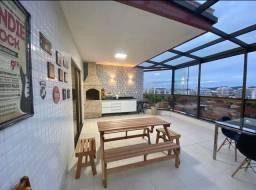 Título do anúncio: Luxuosissima cobertura duplex 4 qtos-Braga/ Cabo Frio. Melhor ponto, toda infra