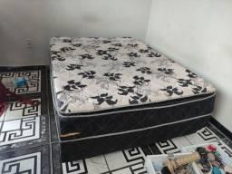 Vendo cama box ou troco por algo de casa