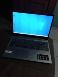 Título do anúncio: Notebook ideapad s145 500gb impecável!!