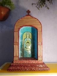 Oratório para Imagens Sacras